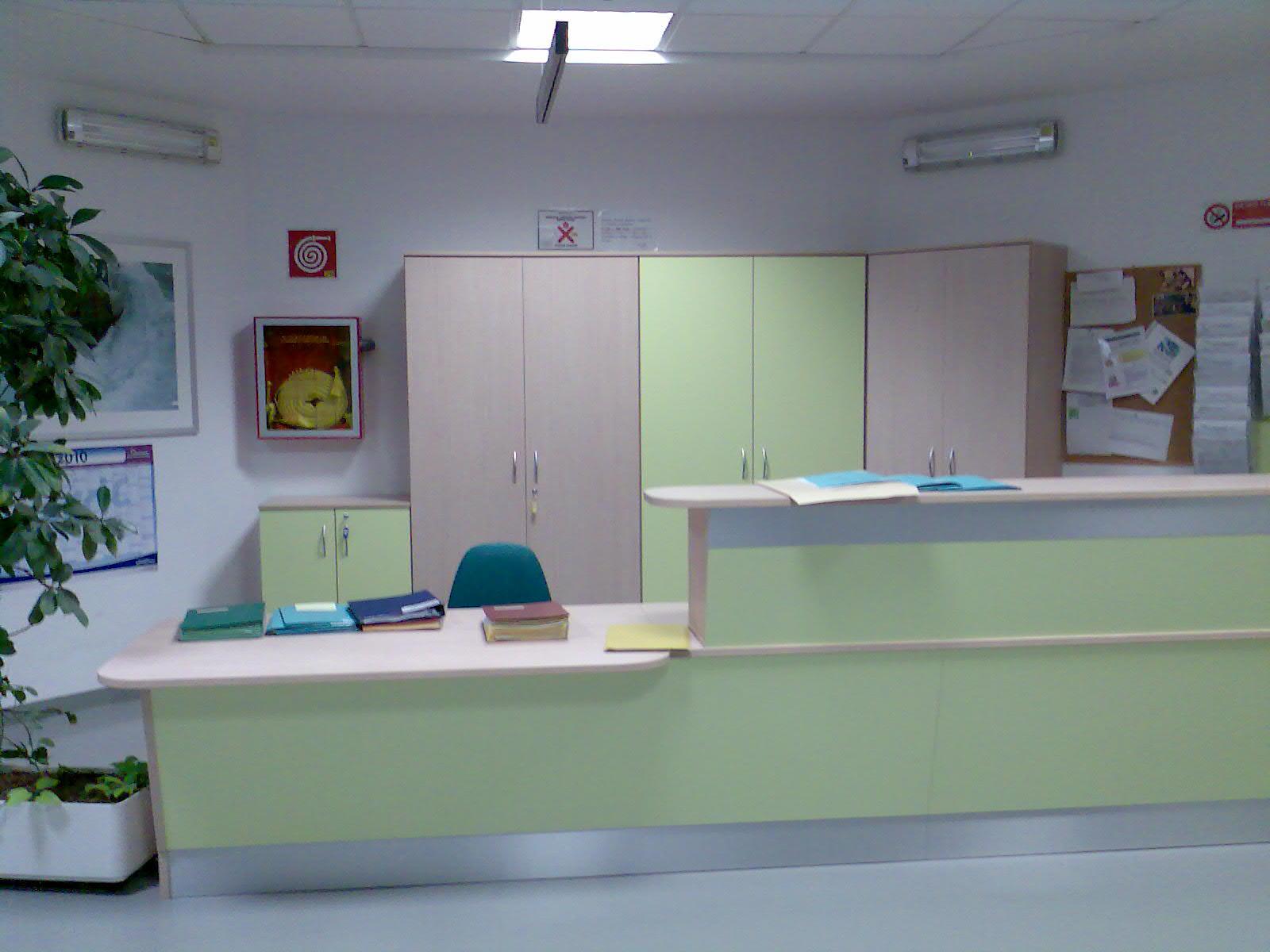 Accettazione Ospedale Montecatone Imola