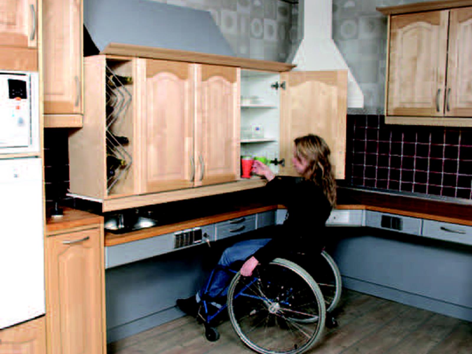 Arredamenti per disabili – Farolfi Arredamenti